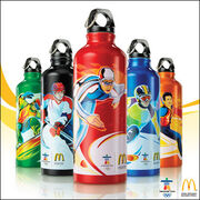2010 Olympic water bottles