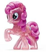 MLP crystal Pinkie Pie