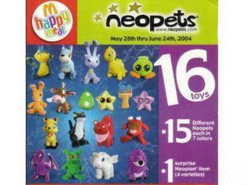MCD 04 Neopets