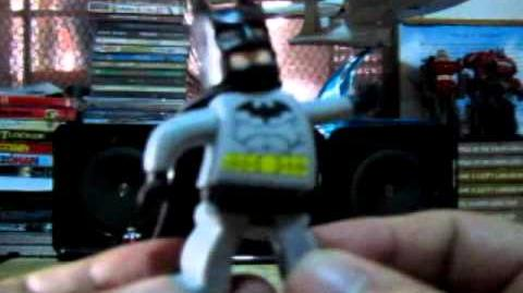 Toy Review McDonald's Happy Meal LEGO® Batman The Videogame!