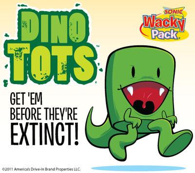 Sonic Dino Tots 2011
