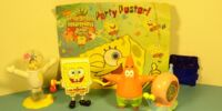SpongeBob SquarePants House Party (Wendy's, 2002)