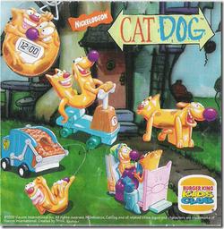 Burger King CatDog