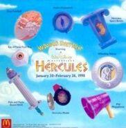 McDonald'sHerculesAdvert