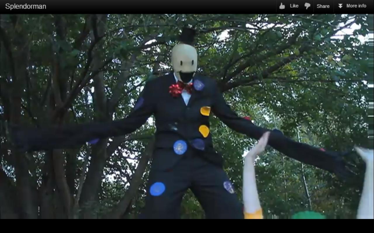 Tv show parody the bionic woman 8