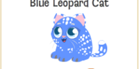 Blue Leopard Cat