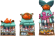 Business Fish Market Level 1to3
