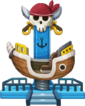 Summer Business Pirate Ship Level 1