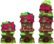House Tree House Level 1to3