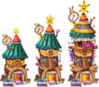 Fairytales Business Magic Shop Level 1to3