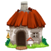 Small Cottage 02orange