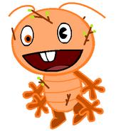 Woody termite