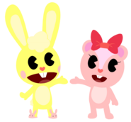 Tree friends that are happy by eshap-d6erxq8
