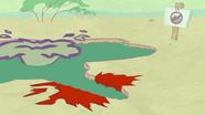 S1E6 Alligatorbitemark