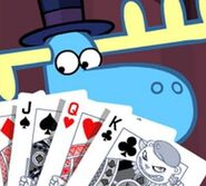 Lame Card Trick