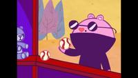 Pitchin' Impossible mole ball pick up