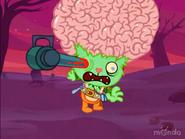 Flippy brain