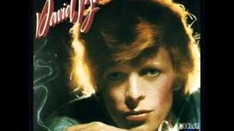 David Bowie - Somebody Up There Likes Me