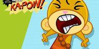 Buddhist Monkey (Ka-Pow! series)