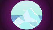 Smallest iceberg