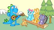 IRE1 Singing Lumpy