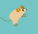 Ratón de Cuddles