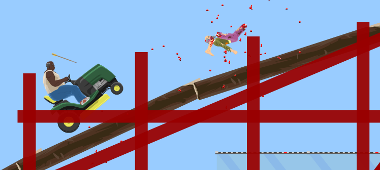 happy wheels level editor how to change character