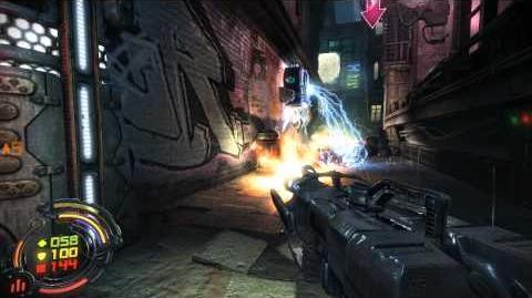 Hard Reset Gameplay Trailer