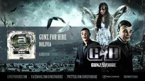 Gunz For Hire - Bolivia ( A2REC038 Preview)