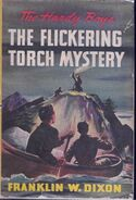 The Flickering Torch Mystery 1943 cover
