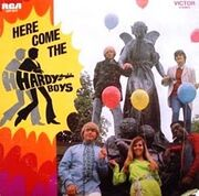 Here Come The Hardy BoysLP