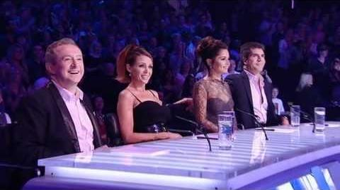 The Final 16 sing Rhythm of the Night - The X Factor Live (Full Version)