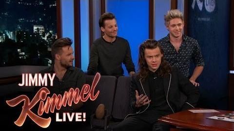 One Direction on Being in Hollywood