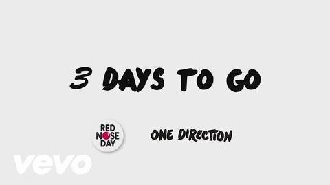 One Direction - One Way Or Another (Teenage Kicks) - 3 Days To Go