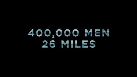 DUNKIRK - 26 MILES