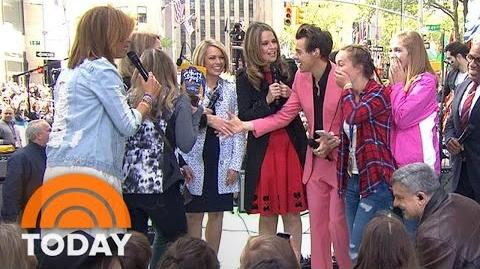 Four Fans Drove 11 Hours To See Harry Styles Concert, But Get To Meet Him, Too! TODAY