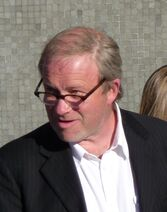 Harry Enfield at the BAFTA's