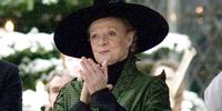 Minerva McGonagall's dress robes