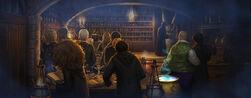 Slughorn pottermore