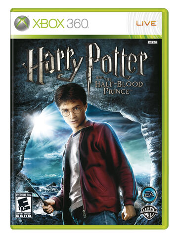 File:Half-Blood Prince video game XBOX 360 cover art.jpg