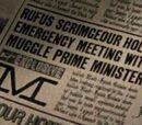 Премьер-министр маглов