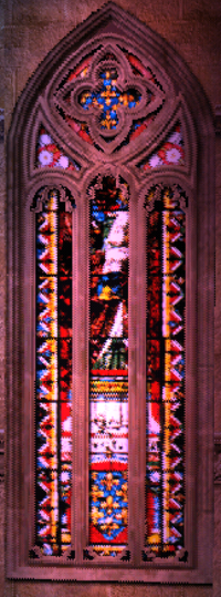 LumosChallengeStainedGlassWindow