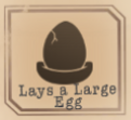 Beast identifier - Lays a Large Egg