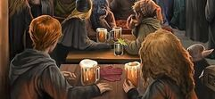 Ron Hermione butterbeer
