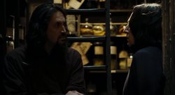 Snape Dark Mark