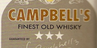Campbell's Finest Old Whisky