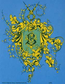 Beauxbatons Crest