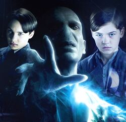 The three faces of Voldemort