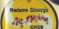 Madame Glossy's Self-Polishing Shoe Polish