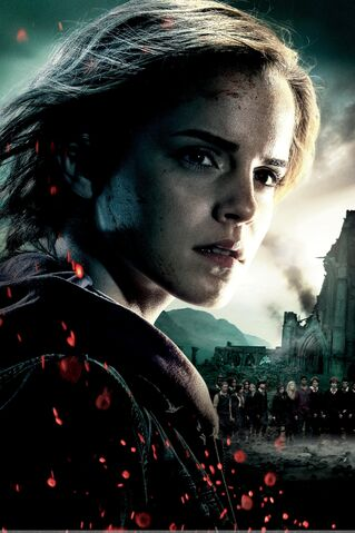 File:TDHp2 Textless Poster Hermione close.jpg